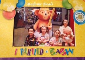 Build-A-Bear Party Review! #buildabear #birthdayparty