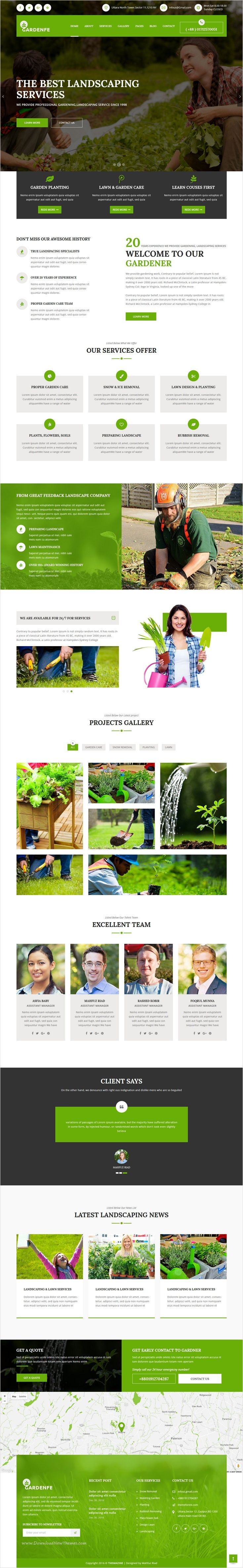 Gardenfe is a beautifully design 2 in 1 Bootstrap #HTML #theme for Gardening, #Landscaping Companies, #Lawn Services, Agriculture company website download now➩ https://themeforest.net/item/gardenfe-gardening-and-landscaping-html-template/18407462?ref=Datasata