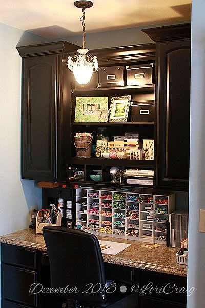 {Organization} A Great Stamping Space with an even better Coloring Space! - Scrap this...and that!