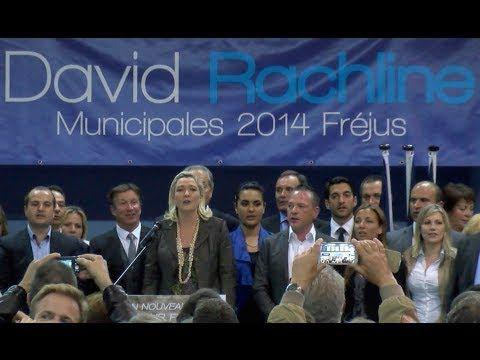 Politique - Meeting de Marine Le Pen à Fréjus pour soutenir David Rachline - http://pouvoirpolitique.com/meeting-de-marine-le-pen-a-frejus-pour-soutenir-david-rachline/