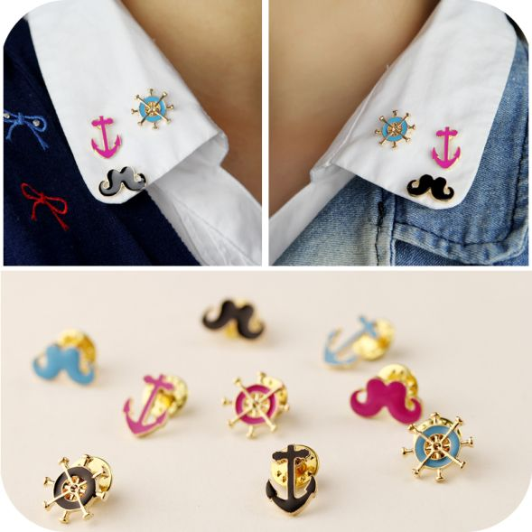 Petite Brooches for women and men