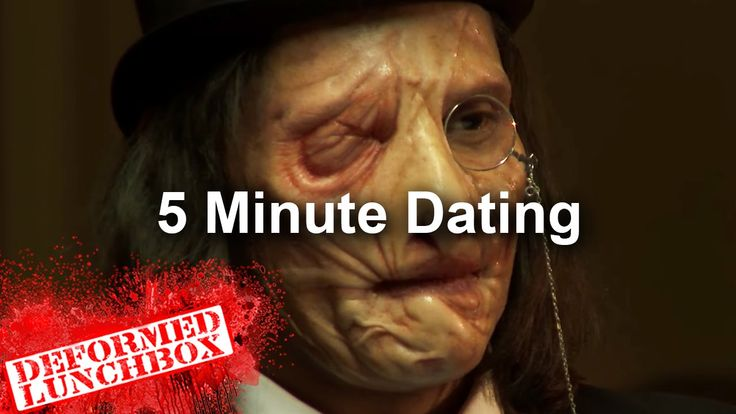 """5 Minute Dating [Short """"Horror"""" Film]-Trust me you wont be dissapointed fuck."""