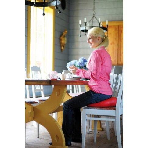 Poduszka sensomotoryczna Sitfit Plus - dla prawidłowej pozycji podczas siedzenia w domu lub w pracy