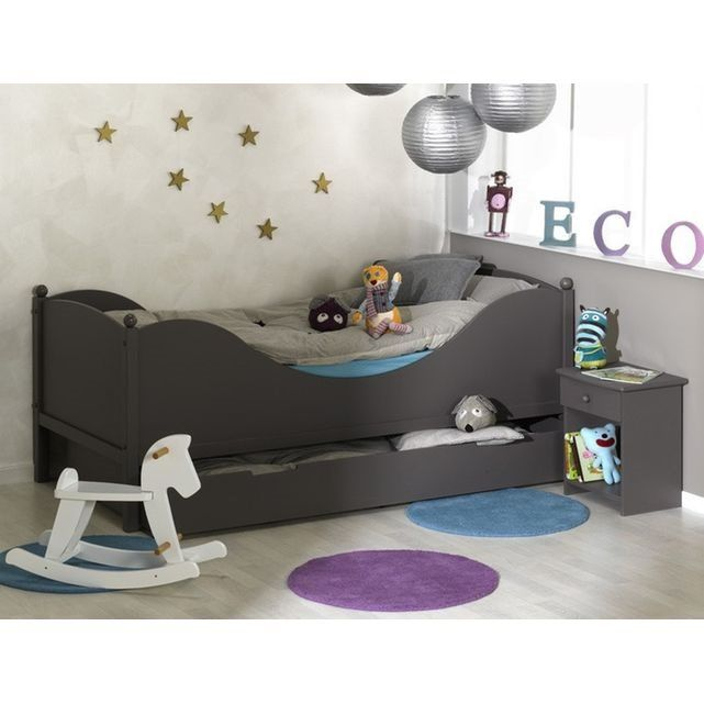 1000 id es sur le th me lit enfant 90x190 sur pinterest lit 90x190 lit sureleve fille et lit. Black Bedroom Furniture Sets. Home Design Ideas