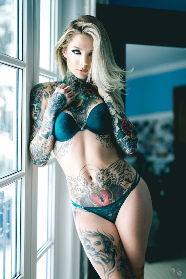 from Brayden sexy girls with tattoos