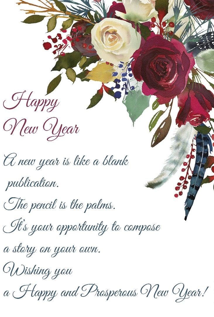 Pin On Flowers New Year 2020