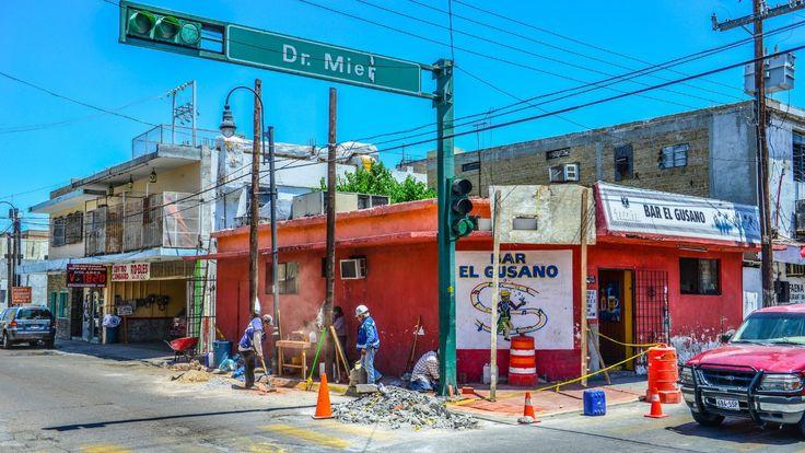 Inician trabajos de remodelación del Centro Histórico por la calle Ocampo