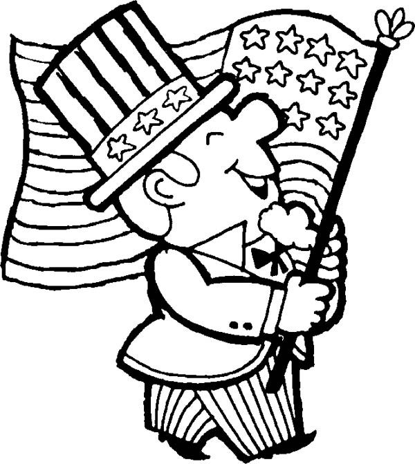coloring pages for children is a wonderful activity that encourages children to think in a creative cartoon picturememorial daycoloring pages