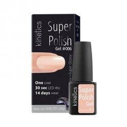 Super Polish 006 Zephyr 7 ml Lakier hybrydowy - bez bazy, bez topu