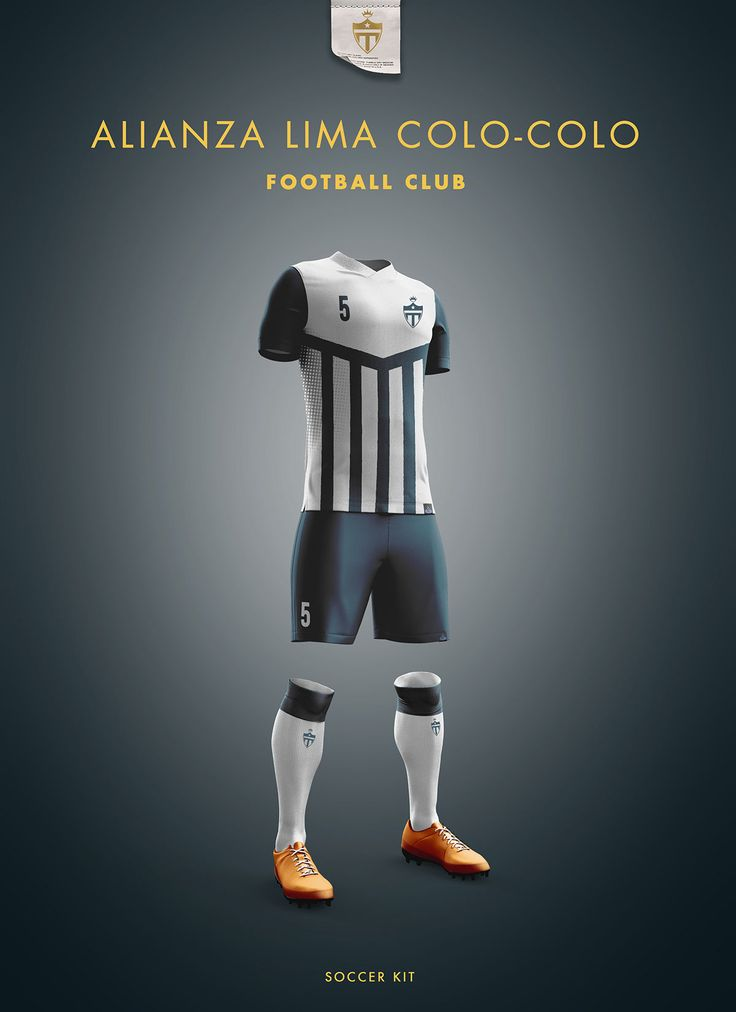 Soccer kit Design