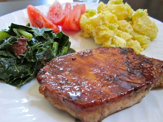 Thinly cut pork chop recipes