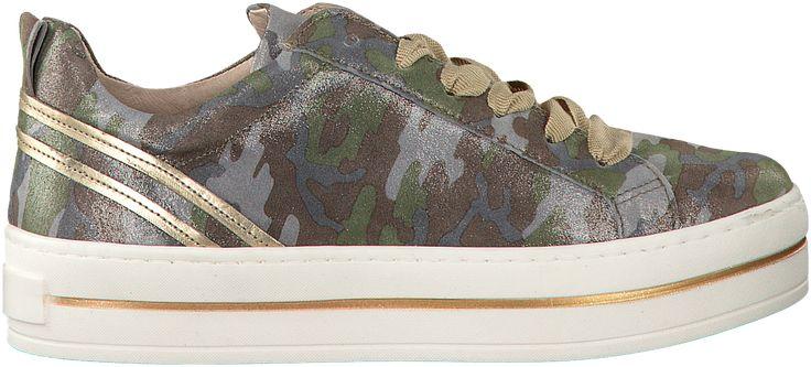 Groene Mjus Sneakers 923106