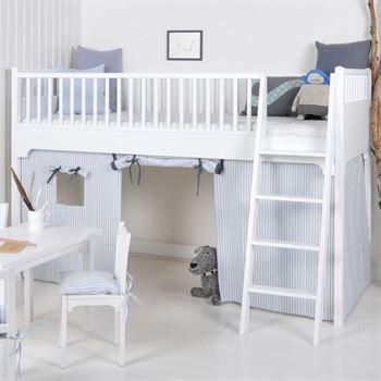 Ideal Hochbetten sind gro artig um den Platz unter dem Bett zum Spielen oder f r den Schreibtisch und mehr zu nutzen Dannenfelser Kinderm bel Seite