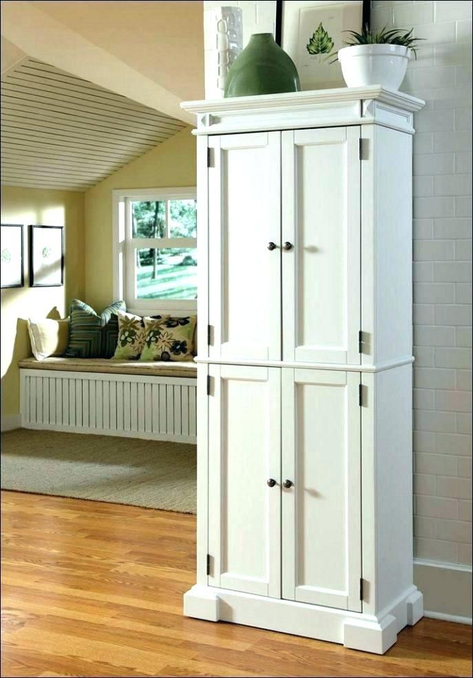 Shallow Broom Closet Design Charming With Images
