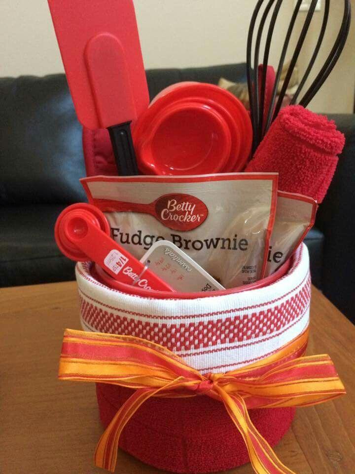 Kitchen Gift Ideas: 17 Best Ideas About Kitchen Gift Baskets On Pinterest