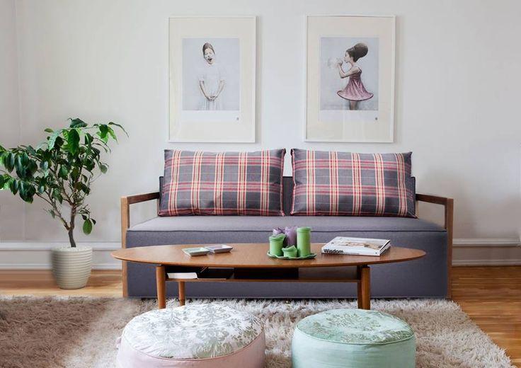Диван - это неотъемлемый предмет мебели любого дома и гостиной комнаты. Модеьл Прайм - это диван-кровать с деревянными подлокотниками. Sofa bed for diningroom or bedroom, wood.