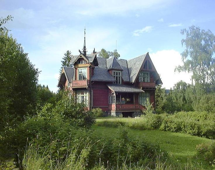Villa Aurtun, Norway  | THE ESSENCE OF THE GOOD LIFE™