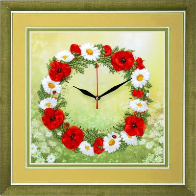 Часы. Время цветов ЧНЛ-2004