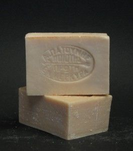 Greek olive oil soap - Patounis, Corfu
