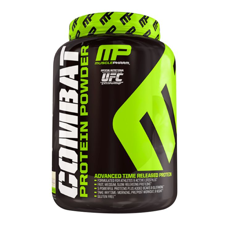 MusclePharm Combat | MusclePharm - Official Trade Sports Nutrition Distributor | Tropicana Wholesale