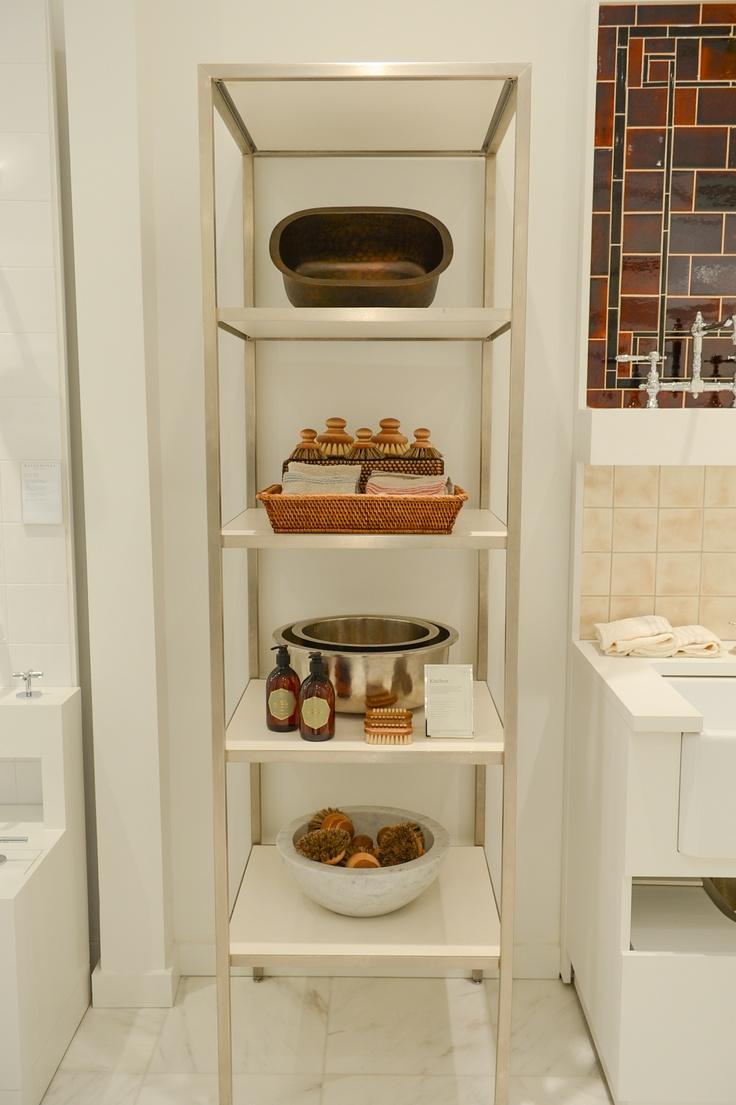 Bath Accessories In The Dallas Showroom