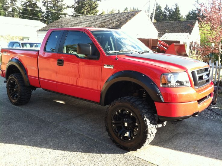 2129 best images about Ford F150 Red Color on Pinterest ...
