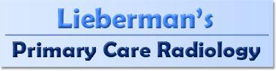 Lieberman's Primary Care Radiology