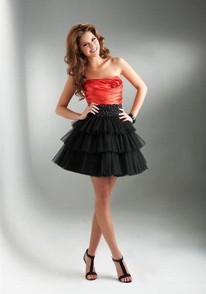 krátké plesové šaty na maturitní ples « krátké plesové šaty « na zakázku