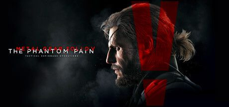 Metal Gear Solid V The Phantom Pain full oyun indir