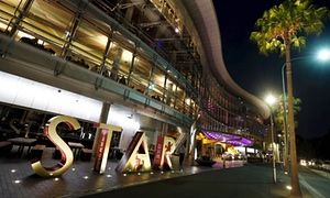 The chief executive of Sydney's Star casino thinks it 'would make no sense at all' to include the venue in the city's lockout laws.