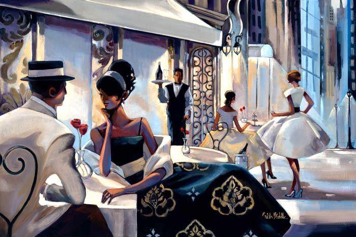 Trish Biddle © 2010 Cafe Black Dress