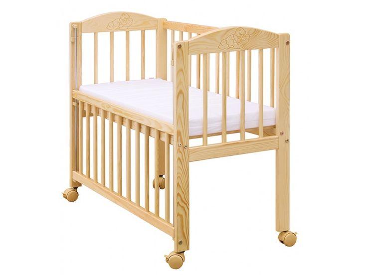 Scarlett Baby Scarlett borovice 90x41 cm | Dětský dům - Kočárky, dětské a kojenecké potřeby, autosedačky