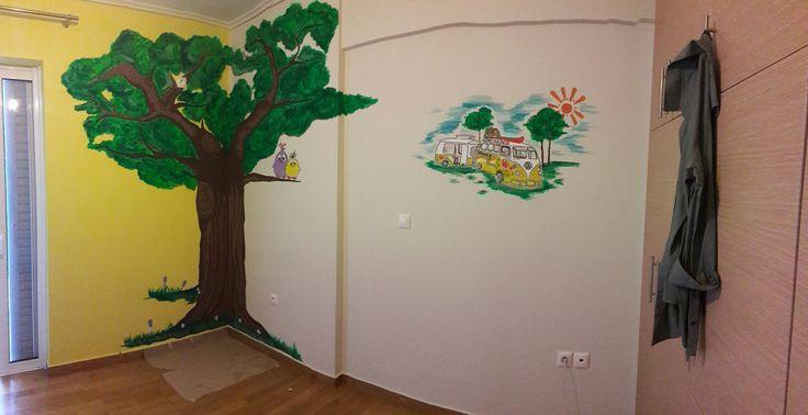 Victor's nursery
