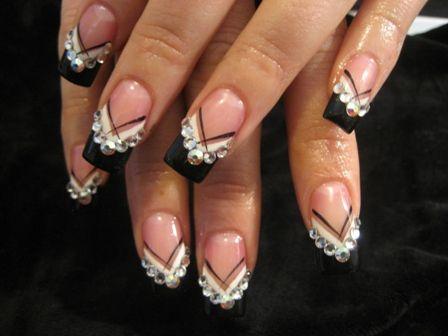 Sinaloa Nails Pictures | ARRIBA SINALOA!!!! - Nail Art Archive - Style - NAILS Magazine