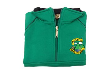 Tracksuit top €25 each