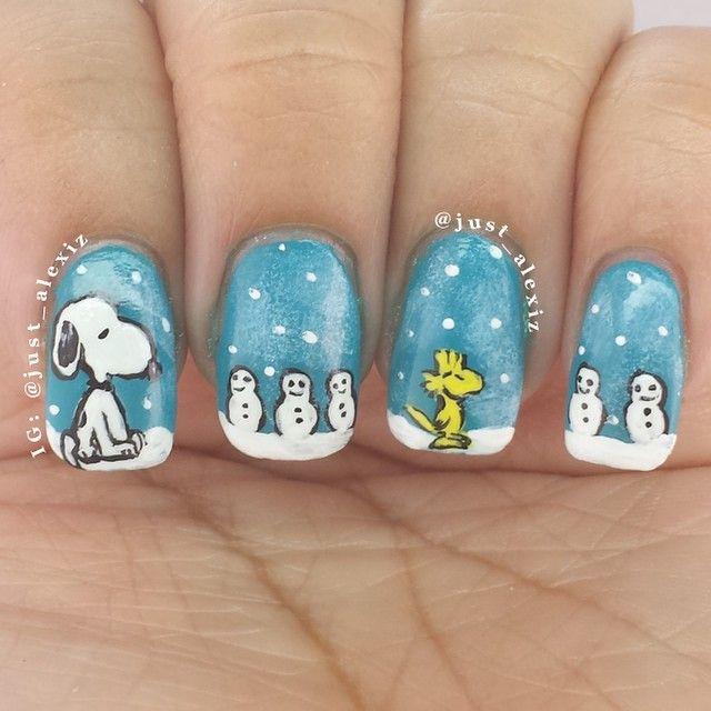 """Snoopy, Woodstock, and miniature snowmen. ❄⛄⛄⛄⛄⛄❄"" Photo taken by @just_alexiz on Instagram, pinned via the InstaPin iOS App! http://www.instapinapp.com (12/24/2014)"