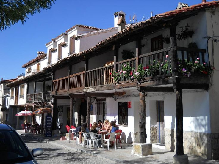 Cuenca Spain Architecture | Tipical architecture, Beteta, Cuenca, Spain