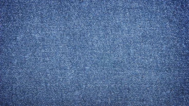 Текстуры тканей джинсы