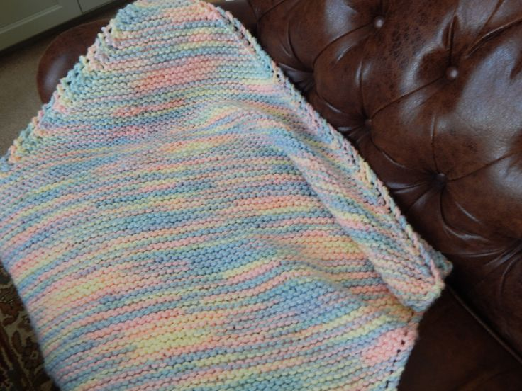 Pram or Car Seat Blanket for Charity