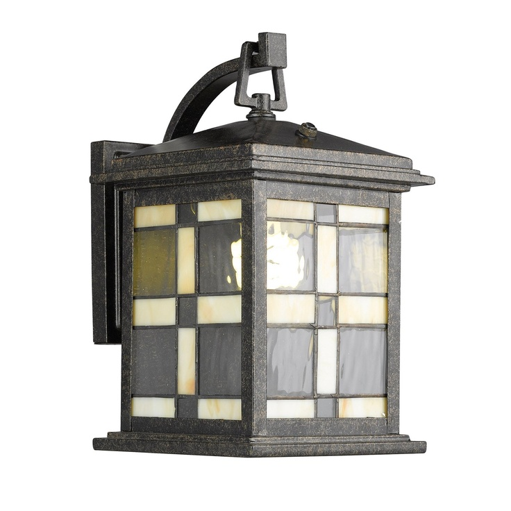 Craftsman Wall Sconce With Switch : 1000+ images about Beautiful Details: Lighting on Pinterest Semi flush ceiling lights, Garden ...