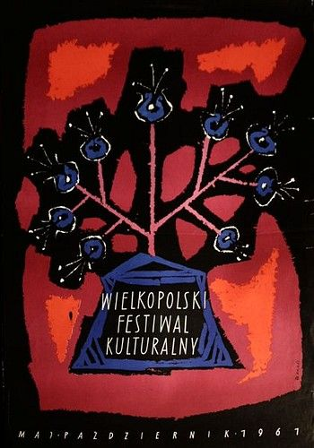 Zbigniew Kaja Wielkopolska Cultural Festival 1961