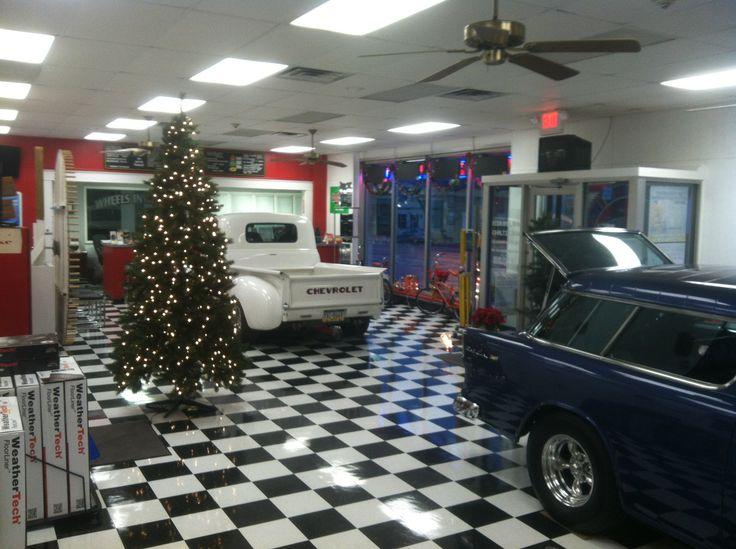 Wheels In Motion's new showroom at 525 E. High St., Pottstown, PA 19464, is decorated for the holidays. For more information, call 610-327-1945 or visit www.Wheels-In-Motion.biz