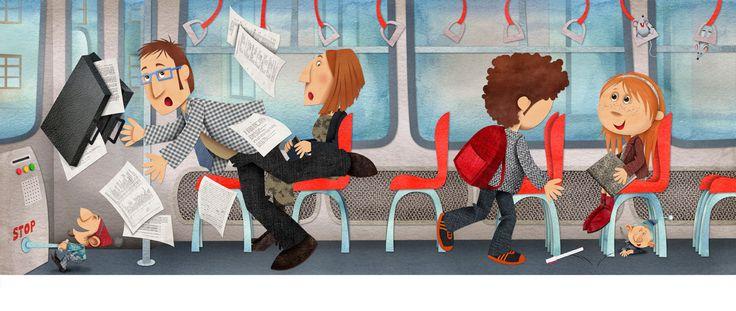 ¡Duendes! - Ester Gradolí ilustraciones