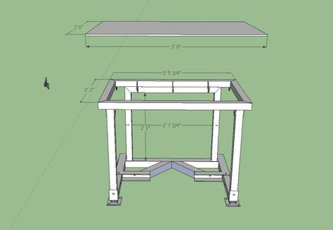 http://weldingweb.com/showthread.php?84801-Folding-TIG-Table/page2