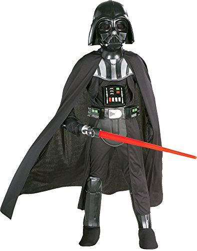 Boys  Child Darth Vader Md Halloween Costume  Child Medium *** See this great product-affiliate link-affiliate link.
