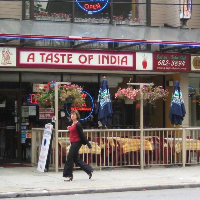 Best indian food in the city