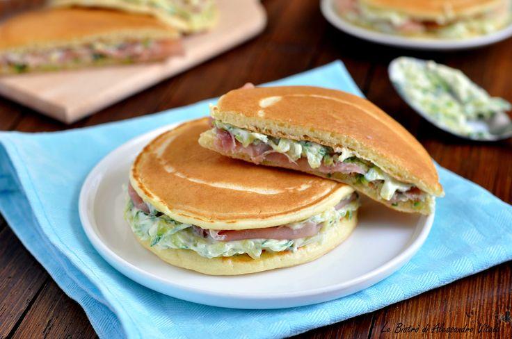 I Dorayaki salati sono la versione, ovviamente salata, del famoso dolce del cartone animato Doraemon. Semplici e gustosi davvero come pochi. Buonissimi.