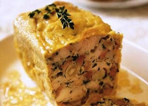 Terrina di pollo in gelatina - Le ricette di Buonissimo!