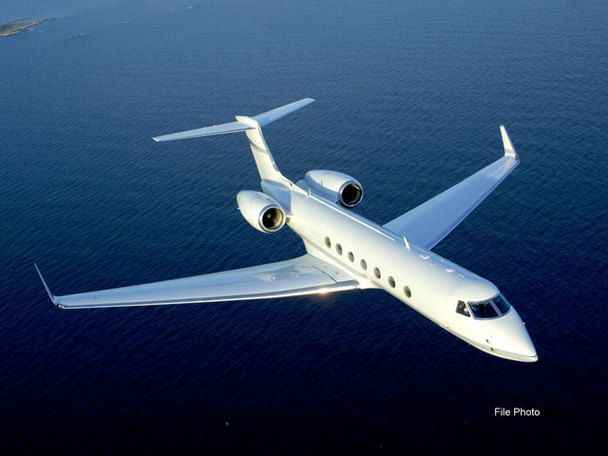 Gulfstream G550 When the Secret Service wants to speak to you in person immediately, they send this for you. http://www.amazon.com/Conspiracy-JFKs-Second-Shooter-Lucian-ebook/dp/B00POJONI2/ref=asap_bc?ie=UTF8