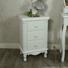 french bedroom furniture. Grey white 3 drawer bedside chest shabby vintage chic French bedroom  furniture Best 25 ideas on Pinterest